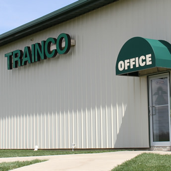 Trainco office