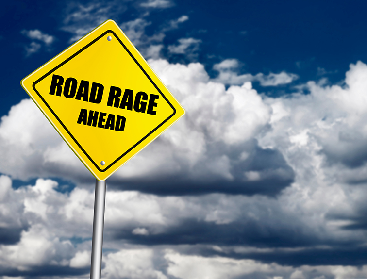 Trucker Tips for Road Rage